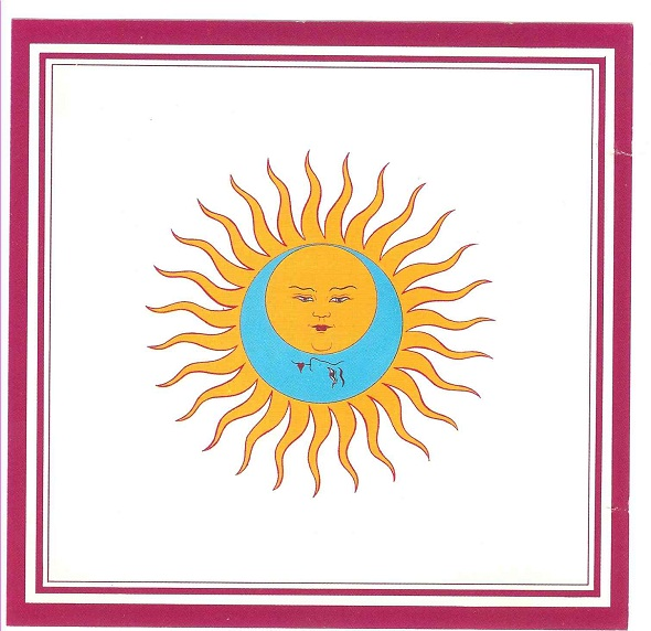 King Crimson Larks Tongues In Aspic Prog Sphere