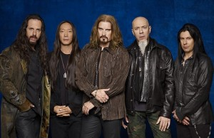 Dream Theater premiere video for The Looking Glass