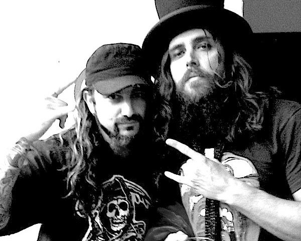 Mike Portnoy & Damon Fox