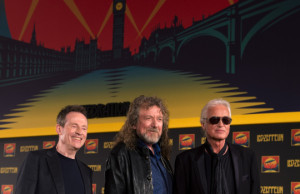 Led Zeppelin to re-release the first three album as deluxe editions.