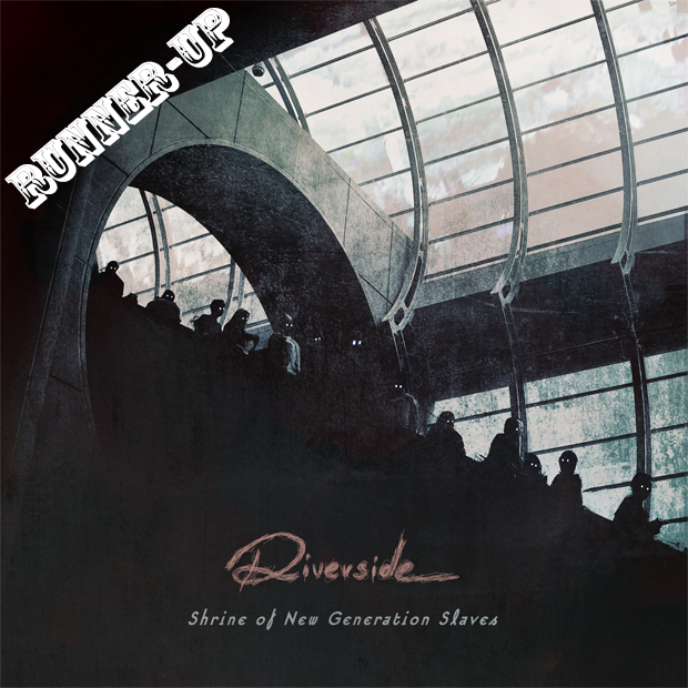 Riverside - Shrine of the New Generation Slaves