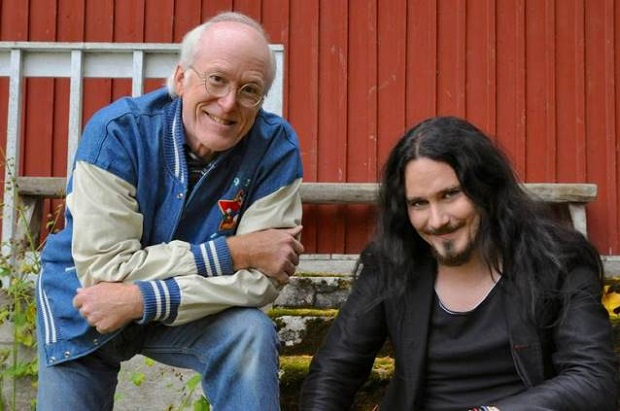 Don Rosa and Tuomas Holopainen