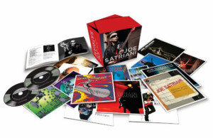 Joe Satriani box set
