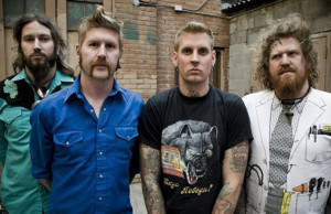 Mastodon finishing new album