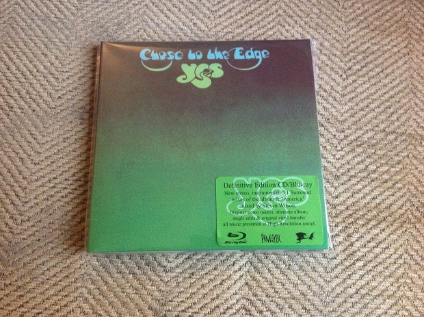 Yes - Close to the Edge 2013 remastered edition