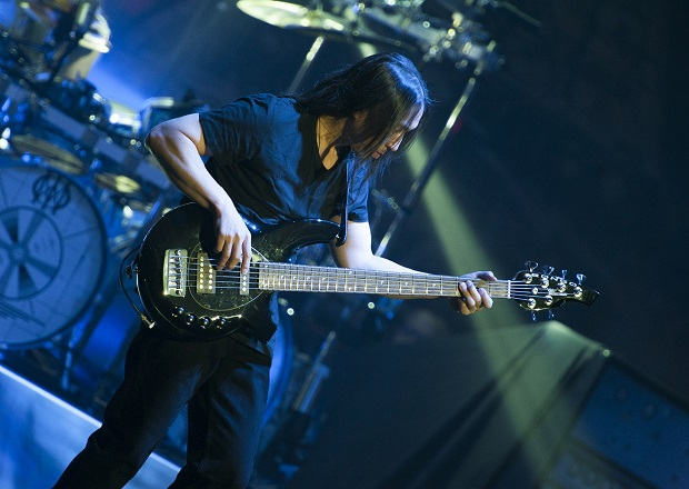 Dream Theater's John Myung