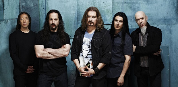 Dream Theater in 2014