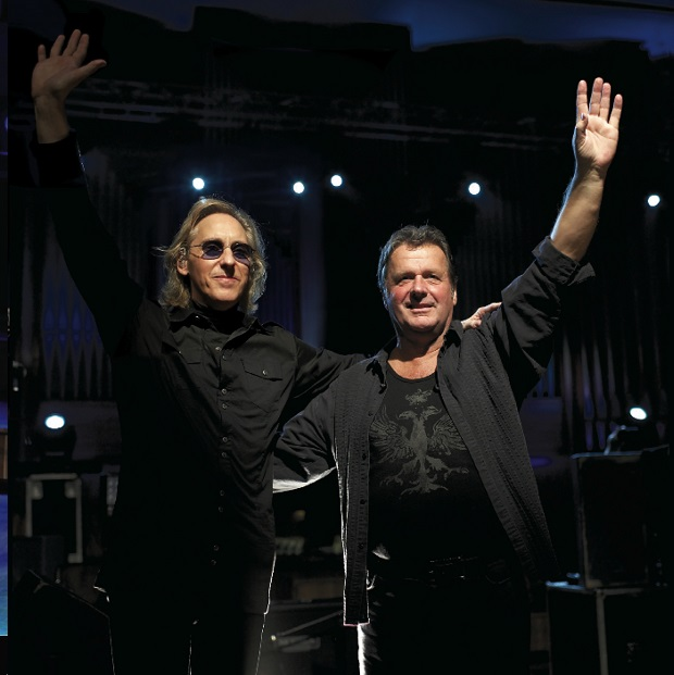 UK: Eddie Jobson & John Wetton