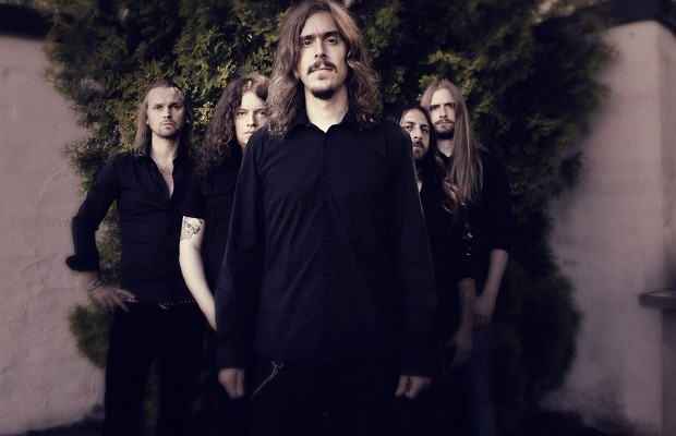 "Opeth's new album is titled ""Pale Communion"" and is due on August 25th"