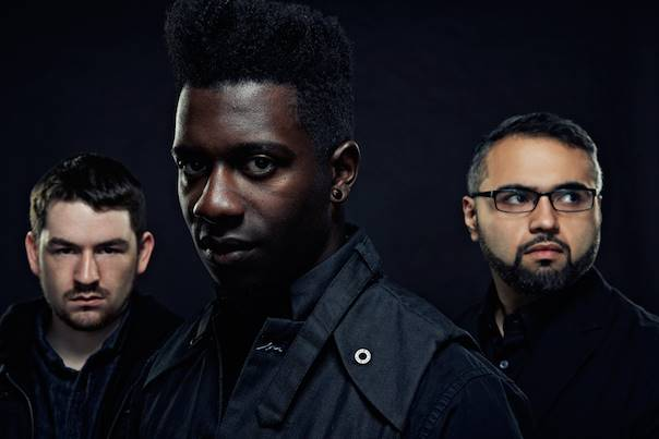 Animals as Leaders: Matt Gartska, Tosin Abasi and Javier Reyes