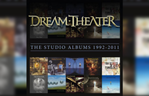 Dream Theater - The Studio Albums box-set