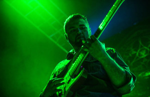 Javier Reyes of Animals as Leaders