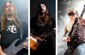 Top 20 Guitarists in Progressive Metal & Around