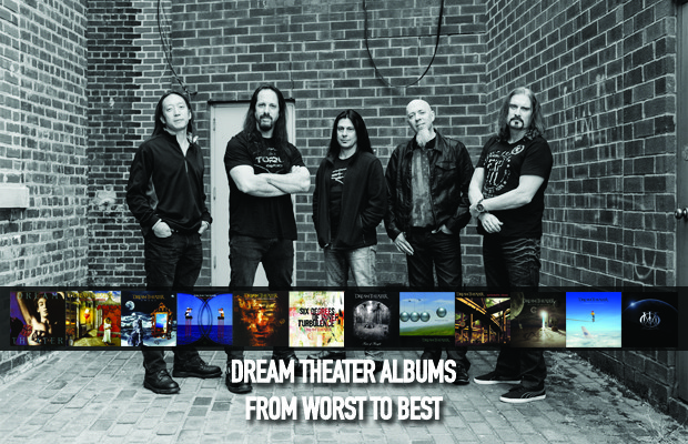 DREAM THEATER Albums from Worst to Best by Prog Sphere