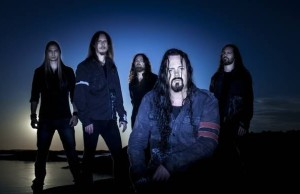 "Evergrey premiere video for ""The Grand Collapse,"" taken from ""Hymns for the Broken"" album."