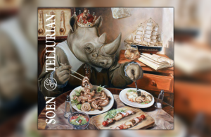 "Prog Sphere's review of Soen's new album ""Tellurian,"" out in November 2014."