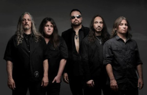 "Symphony X premiere a new song ""Nevermore"""
