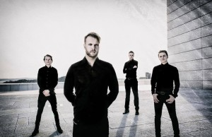 "LEPROUS Release Clip for ""Slave"" from ""Live At Rockefeller Music Hall"""