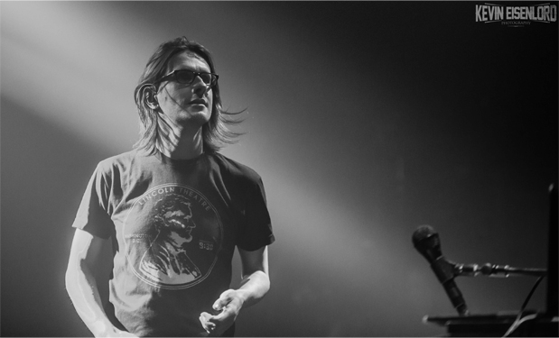 Steven Wilson live at Vogue Theatre in Vancouver 2015