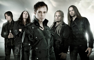 KAMELOT Kicks of Second Leg of North American Haven Tour November 13th