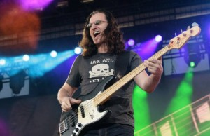 "GEDDY LEE: ""We've Talked About More Music as RUSH"""