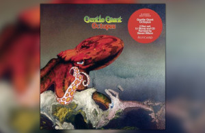 "GENTLE GIANT's ""Octopus"" Enters BBC Rock Charts at 34"