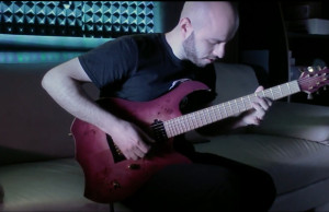 "Guitarist and Composer ANDREAS ŠALA Releases Play-Through Video for New Song ""Hue"""