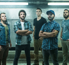 Prog Sphere brings you an exclusive premiere of a video by Italian prog metal / djent band Diffracture.
