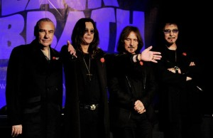 Black Sabbath with Bill Ward