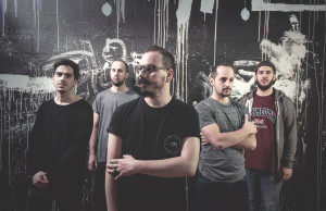 "CEILING OF ANVERS Premiere New Song ""Mirrored Realities"""