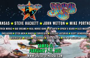 CRUISE TO THE EDGE Festival Returns in February 2017