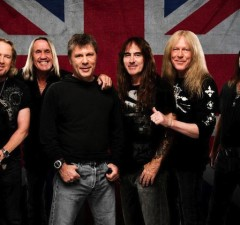 IRON MAIDEN Announce Extensive Plans to Protect Their Fans from Ticket Piracy