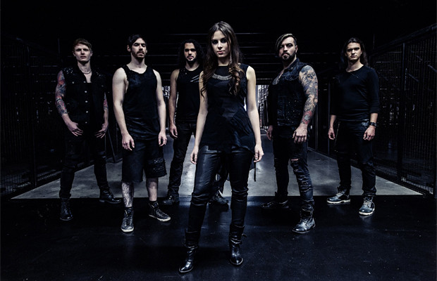 """BEYOND THE BLACK Launch Video for """"Lost in Forever"""""""