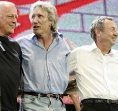 ROGER WATERS & NICK MASON Would Reunite as PINK FLOYD, But...