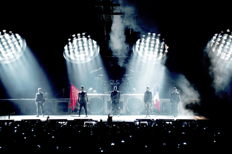 Rammstein Release Live Video For Quot Mutter Quot From Quot Paris Quot Dvd