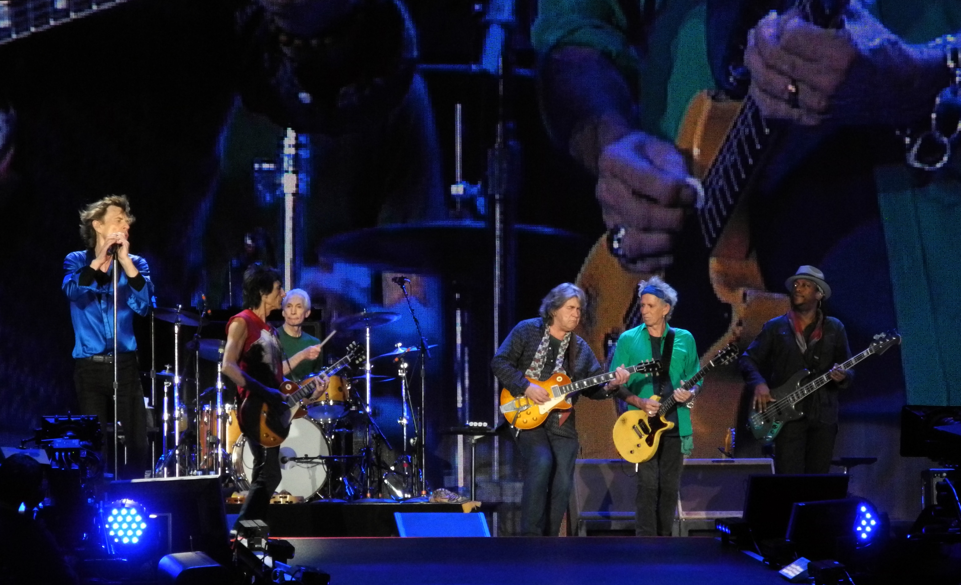 Facts About THE ROLLING STONES That Will Blow Your Mind ... Rolling Stones Tour 2018
